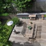 Terrasse en bois Bangkirai