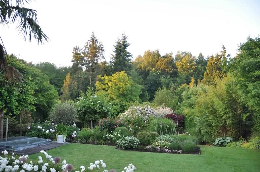 Cr ation am nagement et entretien de jardins jardilfore for Amenagement jardin bruxelles