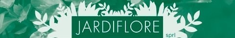 Jardiflore – Pépinière de Tervuren Logo